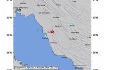 Un séisme de magnitude 4,5 frappe à côté d'une centrale nucléaire en