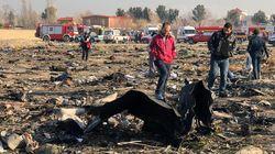 Al menos 176 muertos tras estrellarse un avión de pasajeros en Teherán nada más
