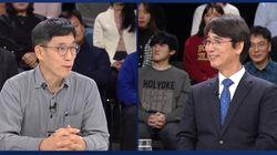 진중권이 '유시민 교양에 문제 있다'면서 언급한 과거 나영석 발언