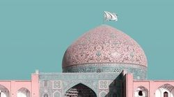 Ιρανός καλλιτέχνης «υψώνει» λευκή σημαία στα μνημεία Παγκόσμιας Πολιτιστικής Κληρονομιάς της χώρας
