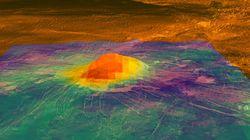 Έρευνα: Η Αφροδίτη ίσως είναι ηφαιστειακά