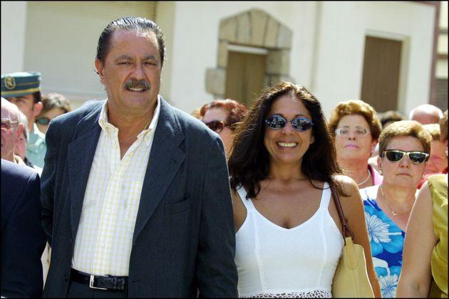 Julián Muñoz e Isabel Pantoja, fotografiados en septiembre de