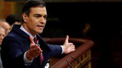 Pedro Sánchez promete su cargo como presidente del