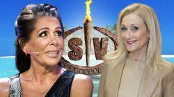 Las evidencias que prueban la oferta de Telecinco a Cristina Cifuentes para ser 'la Pantoja' de 'Supervivientes
