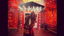 Amanda Knox festeggia l'addio al nubilato tra musica, circo e
