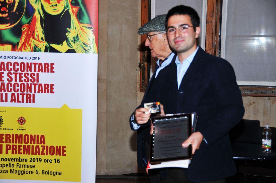 Francesco Del Greco 3° Premio - Carta di Credito Euro