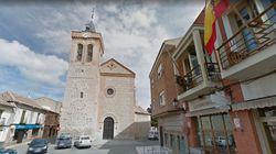 Un joven, que afirma estar endemoniado, empotra su coche en una iglesia de Toledo y llega hasta el