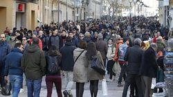 La población en España supera por primera vez los 47 millones gracias a los