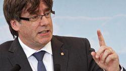 Puigdemont pide al TC que suspenda inmediatamente la orden nacional de detención tras ser elegido