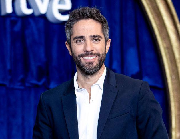 El presentador Roberto