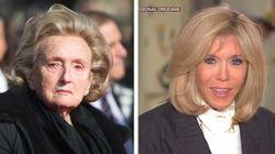 Brigitte Macron rend un