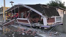 Terremoto en Puerto Rico: las impactantes imágenes del peor temblor en un