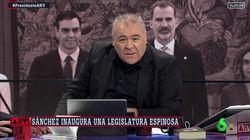 La pillada a Ferreras en pleno directo de 'Al Rojo Vivo':