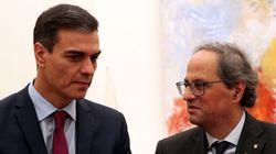 Los gabinetes de Sánchez y Torra se ponen en contacto para reunirse