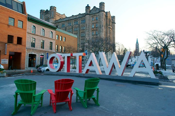 At least one person is dead following a shooting in Ottawa, Canada, Wednesday morning, police said.