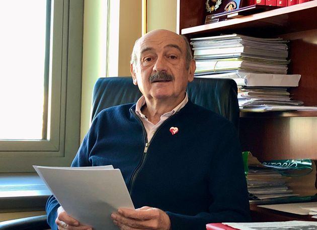 El diputado del PRC, José María