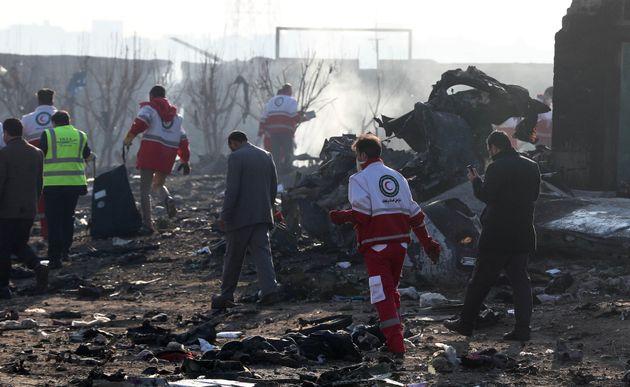 Νέα προβλήματα για τη Boeing μετά τη συντριβή του ουκρανικού 737 στο