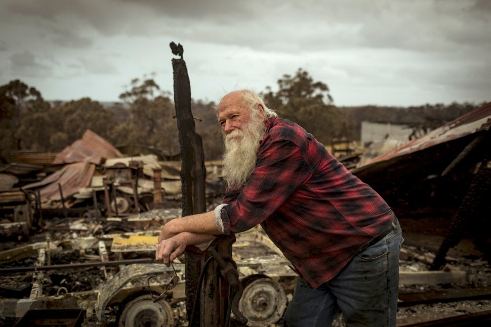 Dramatic Images From Australia's Fires Show The Country's Incredible