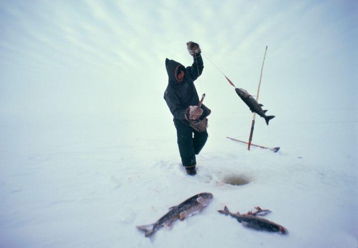 Le Canada compte trois territoires: le Yukon, les Territoires du Nord-Ouest et le Nunavut.