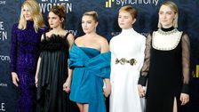 女性ハリウッドの人気が高まり、より役割だけでなく、白