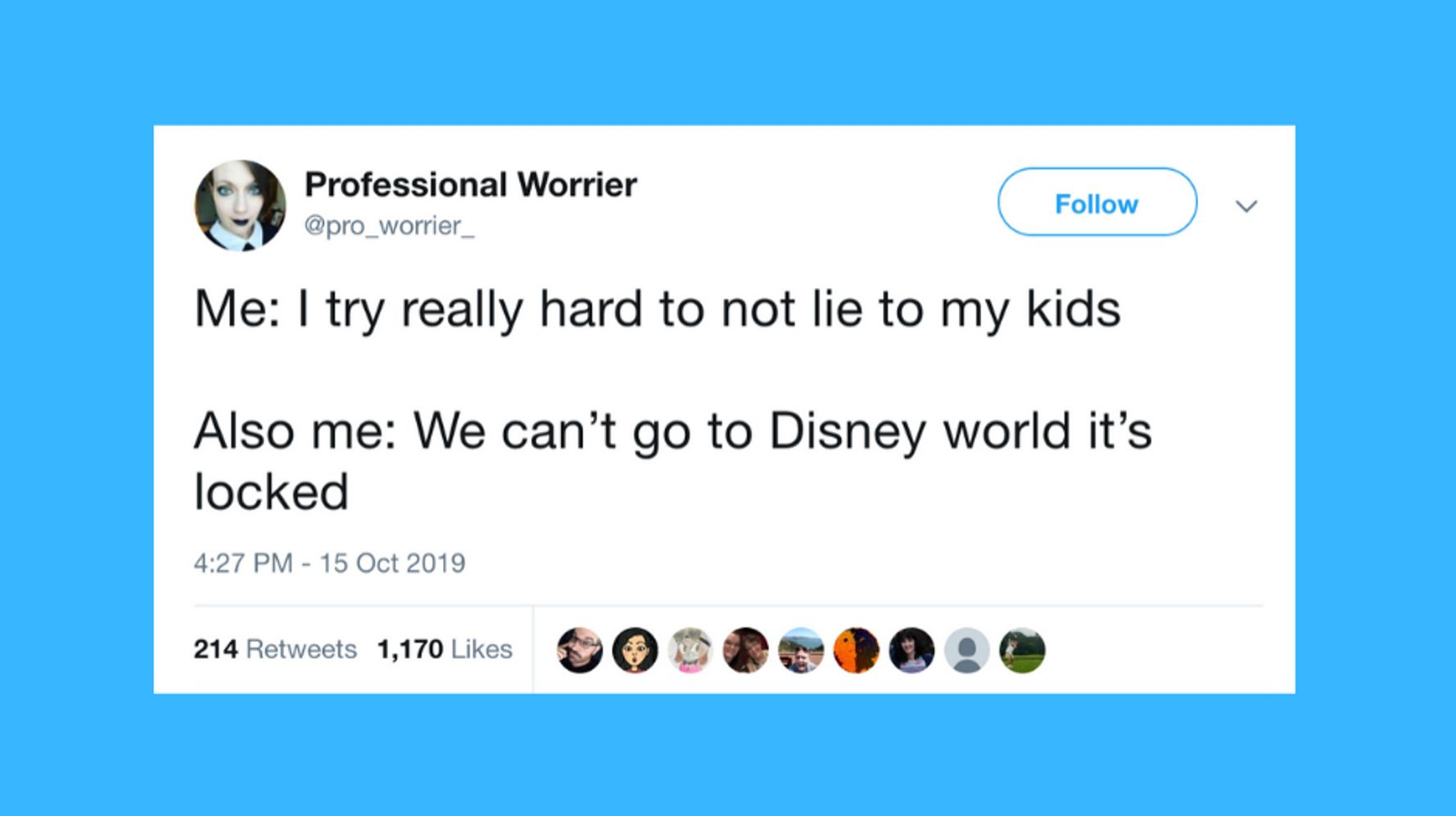 40 Hilarious Tweets About The Lies Parents Tell Their Kids