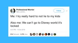 40 Hilarious Tweets About The Lies Parents Tell Their