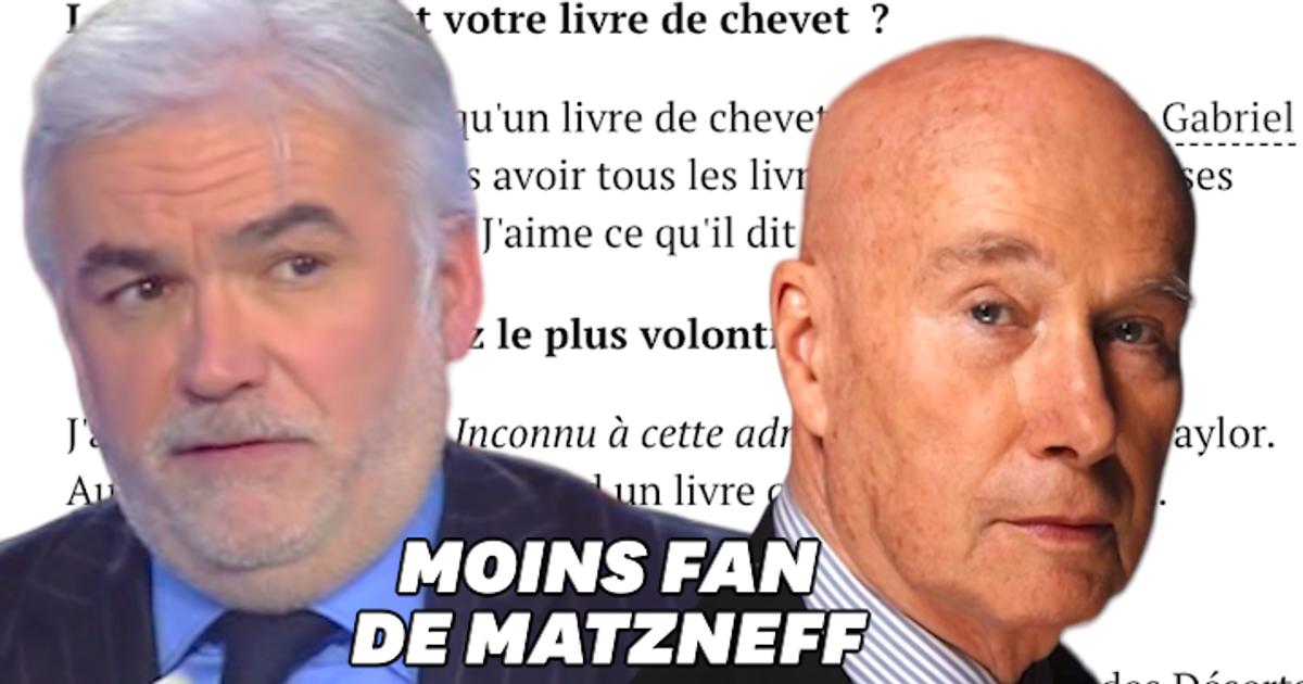Pascal Praud ne pense plus que Gabriel Matzneff est un