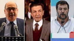 """Zingaretti: """"Salvini quando parla di Enrico Berlinguer si sciacqui la"""