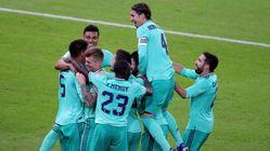 El Real Madrid supera con facilidad al Valencia (1-3) y se clasifica para la final de la