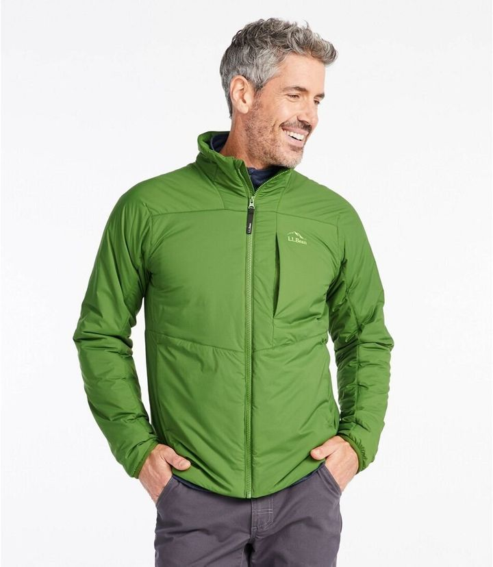 """The Primaloft insulation on this <a href=""""https://fave.co/37OF5r8"""" target=""""_blank"""" rel=""""noopener noreferrer"""">L.L. Bean jacket</a> is meant to make it ultralight and ultrawarm.&nbsp;"""