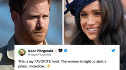 All Of The Wild Reactions To Meghan And Harry Stepping