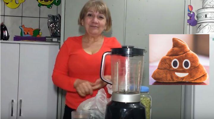 """Vídeo da """"Diva aos 50"""" reacendeu debate sobre o chá de sene e seus efeitos."""