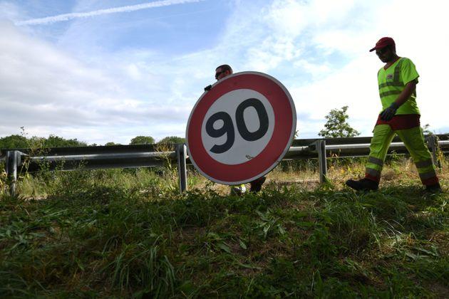 La Haute-Marne repasse aux 90 km/h sur 200 km de départementales - Le HuffPost