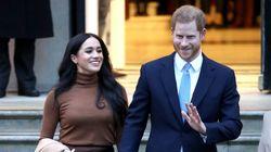 영국 해리 왕자와 메건 마클이 왕실을 떠나 '독립적 삶'을 살겠다고