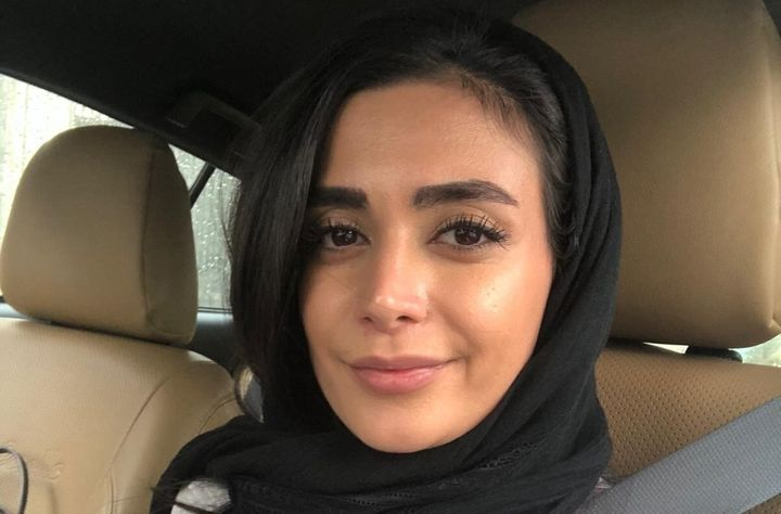 Delaram Dadashnejad, a student at Langara College in Vancouver, is shown in a handout photo provided by a family friend.