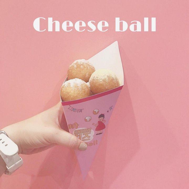 チーズボール