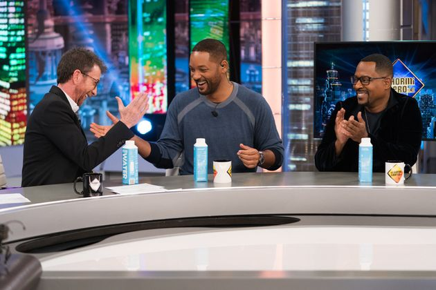 Will Smith y Martin Lawrence, en 'El Hormiguero' el 8 de enero de