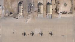Ιράν: Δορυφορικές εικόνες αποτυπώνουν το μέγεθος του χτυπήματος κατά αμερικανικών
