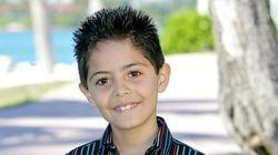 El impresionante cambio físico de Frijolito, el niño que enamoró a España con 'Amarte así,