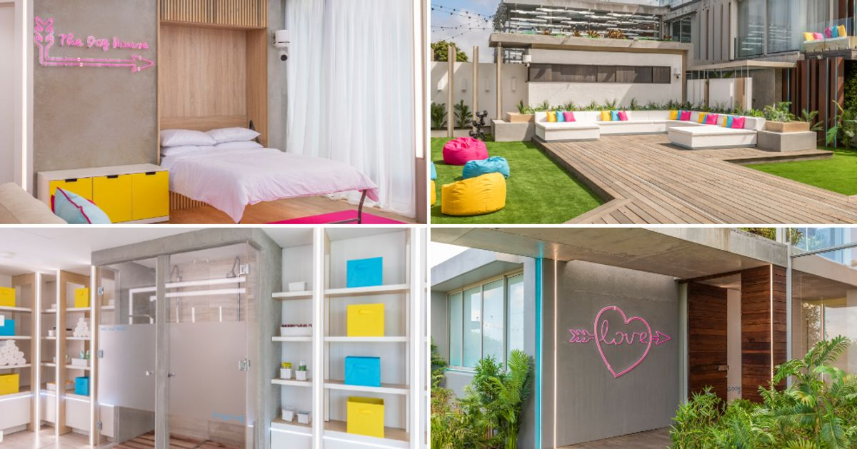Love Island 2020 Villa: Take A Look At The Show's New Home