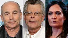 Stephen King, Don Winslow Spott Stephanie Grisham Mit Megabucks Briefing Herausforderung