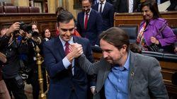 Moncloa confirma una vicepresidencia y cuatro ministerios para Unidas