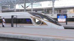 Dalla Cina con furore. Ecco il super-treno senza conducente che viaggia a 350 hm/h