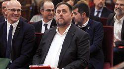 El Supremo mantiene en prisión a Junqueras y afirma que no tiene