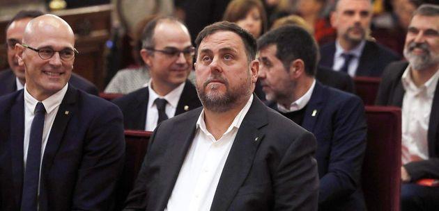 Resultado de imagen de El Supremo mantiene en prisión a Junqueras