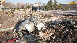 우크라이나 여객기가 추락 직전 불길에 휩싸였다는 조사 결과가