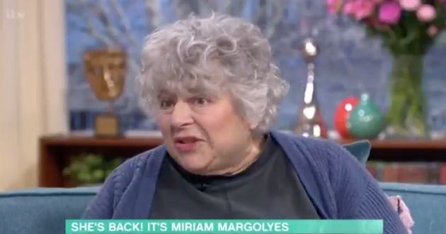 Miriam Margolyes Sweary Account Of Her Meeting The Queen On This Morning Is TV Gold