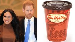 Tim Hortons Tweet To Harry And Meghan Backfires