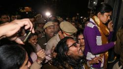 JNU Protests: Students Detained During March To Rashtrapati