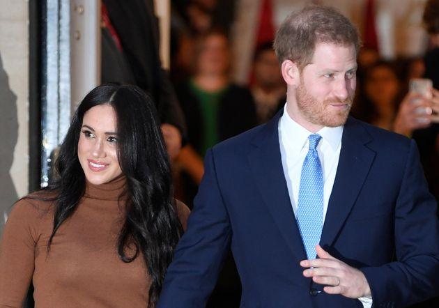 O Príncipe Harry e Meghan Markle anunciaram que vão deixar funções da realeza